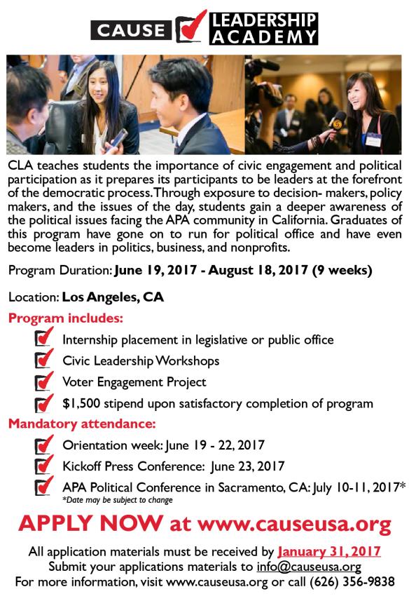 cla-outreach-flier_leadership-academy_2017